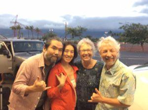 Jim&Jori and Go&Yuko